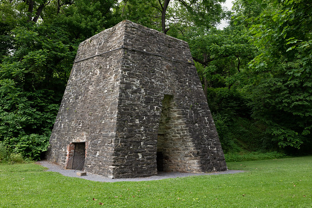 Boiling Springs Iron Furnace
