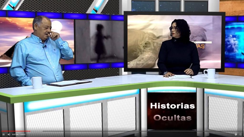 Historias Ocultas Pirámides 2019