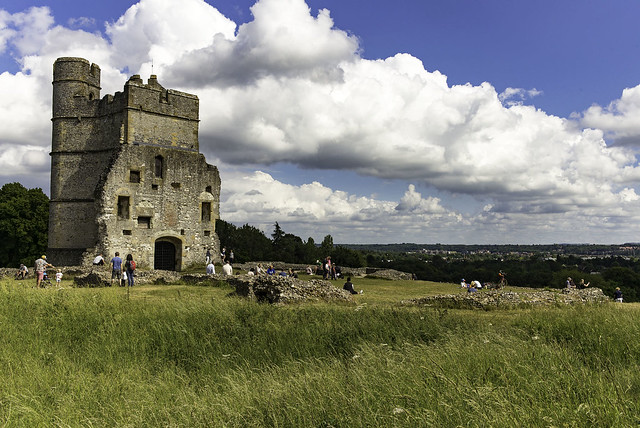 Donnington Castle - English Heritage