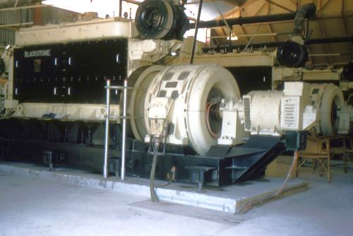 rafgan maldiveislands adduatoll rafstationgan indianocean 1959 blackstone blackstonegenerator