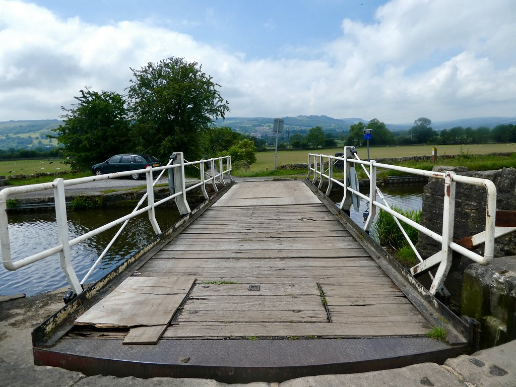 Brunthwaite Swing Bridge