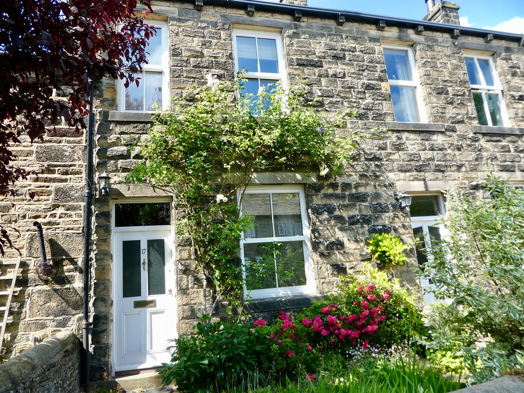 Stone cottages, Addingham