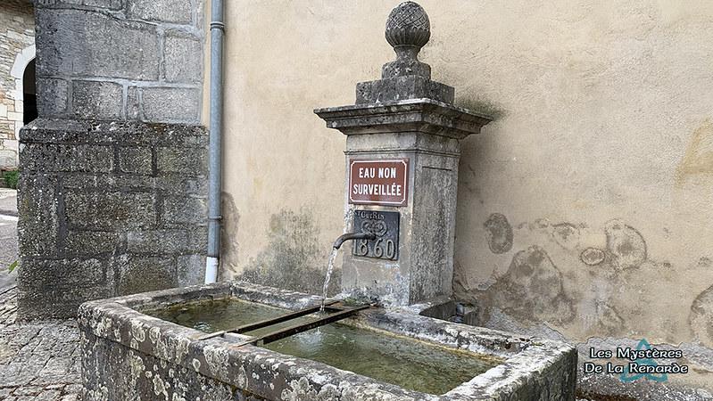 Fontaine Dolaincourt