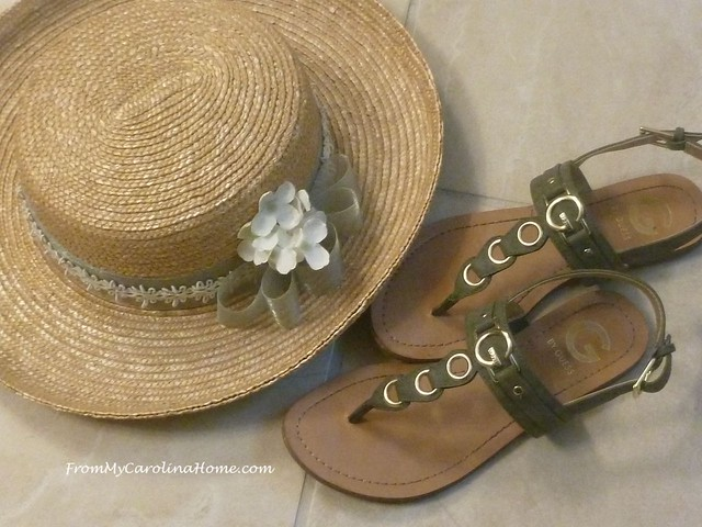 New Hat at FromMyCarolinaHome.com