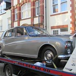 Rolls Royce Phantom V James Young