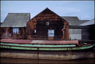 Barge moored in River Hull, Hull 83-Hull-1-2-Edit_2400
