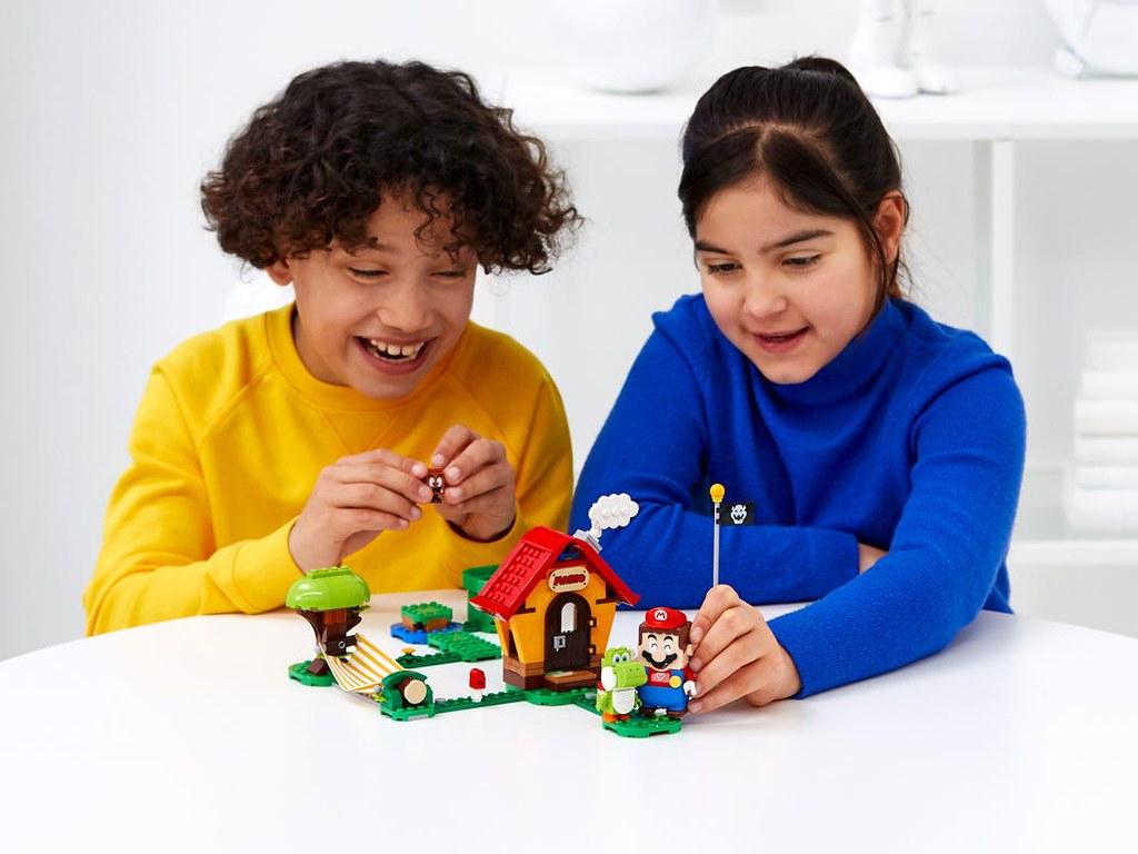更多擴充場景&角色亮相! LEGO 71361~71368、71376、71377《樂高超級瑪利歐》LEGO Super Mario 第二波 9 款盒組發表!