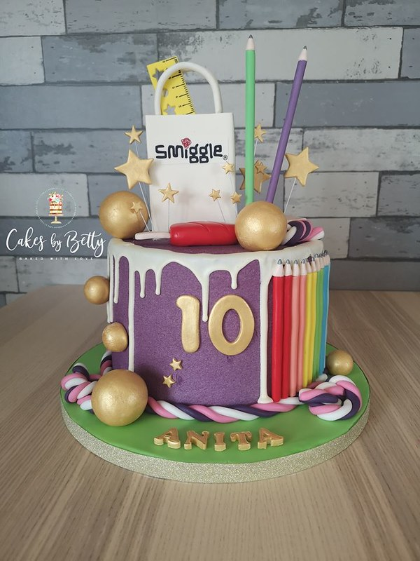 Cake from Cakes by Betty