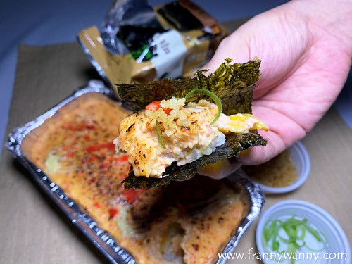 sushi bake  meatsumo panay