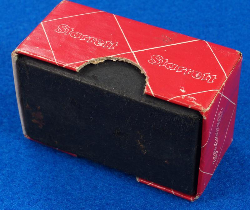 RD19920 Starrett 196K or 645K Sleeve Only in Original Box For 57 or 257 DSC08063