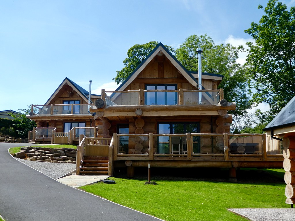Olicana Park Addingham luxury cabins