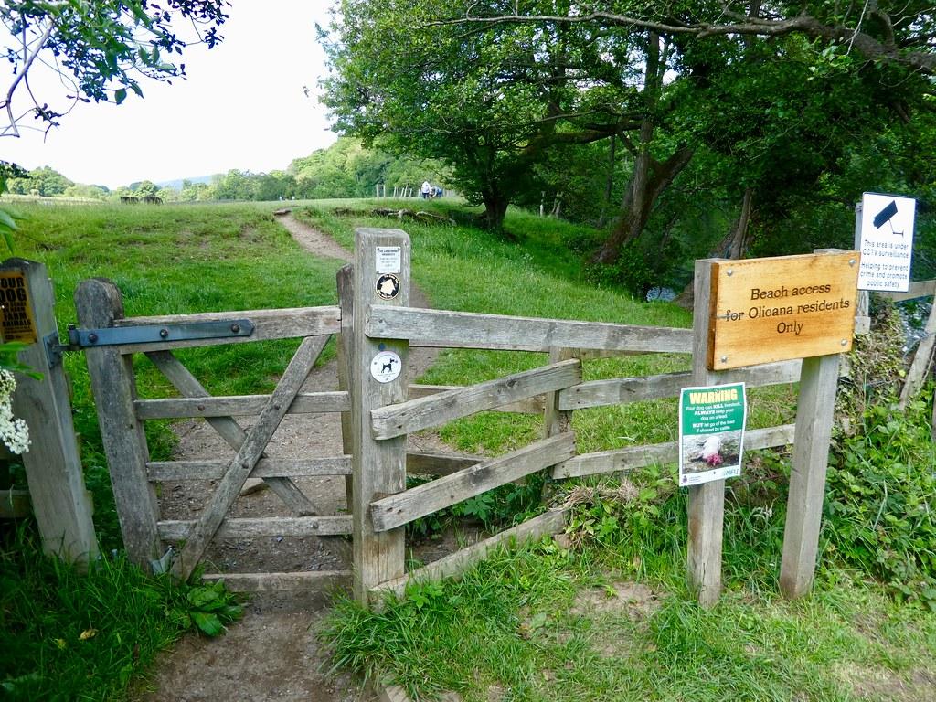 Olicana Park Addingham