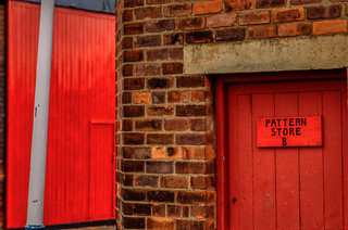 Red Doors, Pattern Store, Hull 81-04-Hull-022_2400