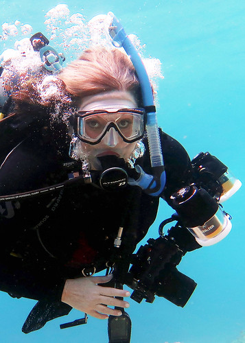 World Traveler and Scuba Diver Publishes Book for Kids of All Ages