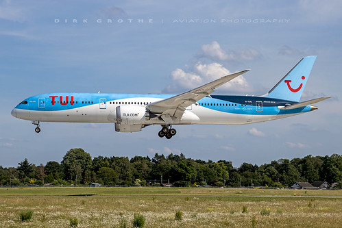 TUI_B789_G-TUIJ_20200616_HAM | by Dirk Grothe | Aviation Photography