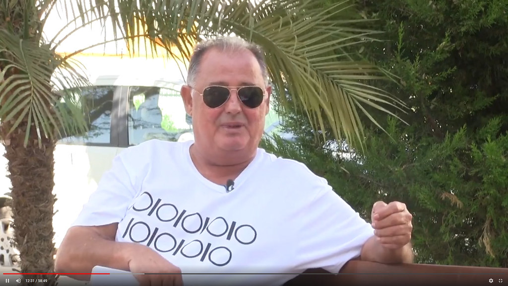 Historias Ocultas Entrevista a Pepe Guisado