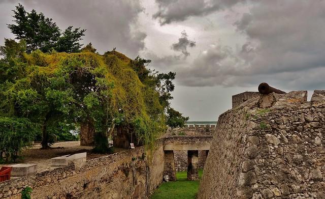 MEXICO, Bacalar mit Festung San Felipe, 19823/12763