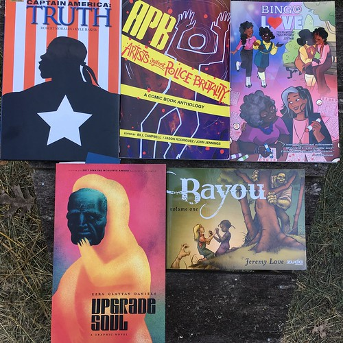 Comics by African American Creators