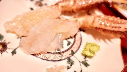 銀座 結絆17 酢橘塩,小豆島だし醤油