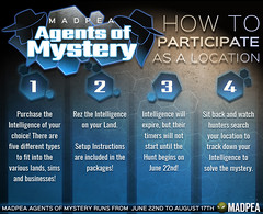 MadPea Agents of Mystery: How to Join the Hunt!