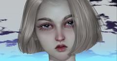 BELYY // GENUS STRONG FACE W002 VIOLET SHAPE
