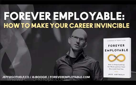 Strategyzer Webinar Forever Employable - How to Make Your Career Invincible 30