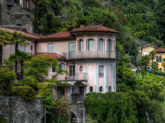 Cannero, Villa Diana [EXPLORED]