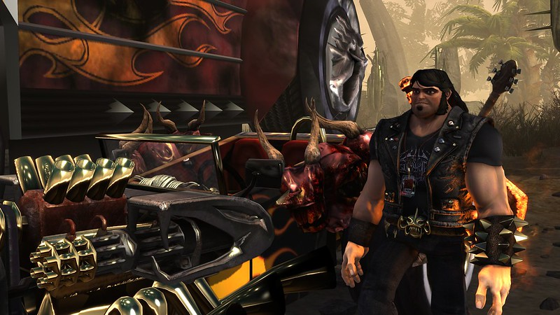 Brutal Legend - The Deuce