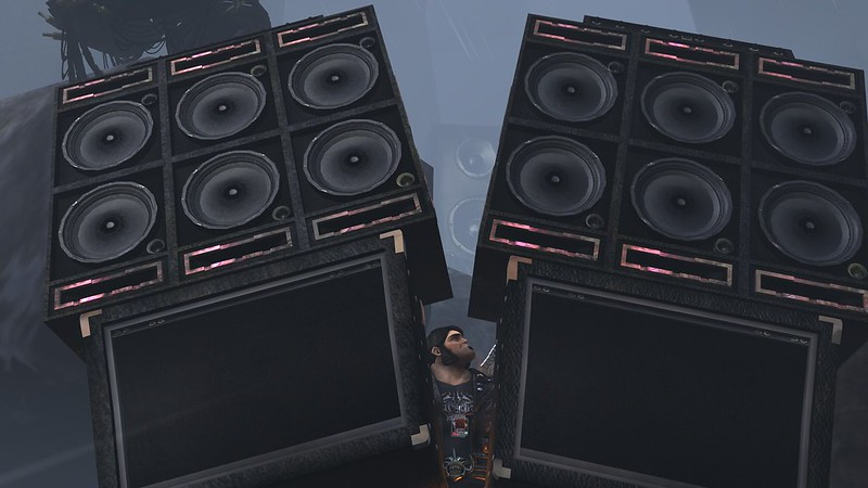 Brutal Legend - Mega Woofers