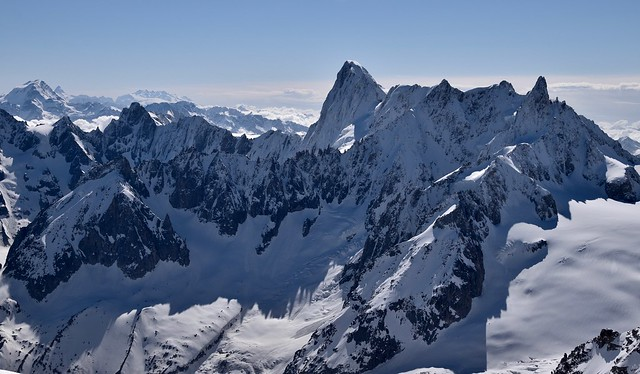 Haute Montagne - High Mountain