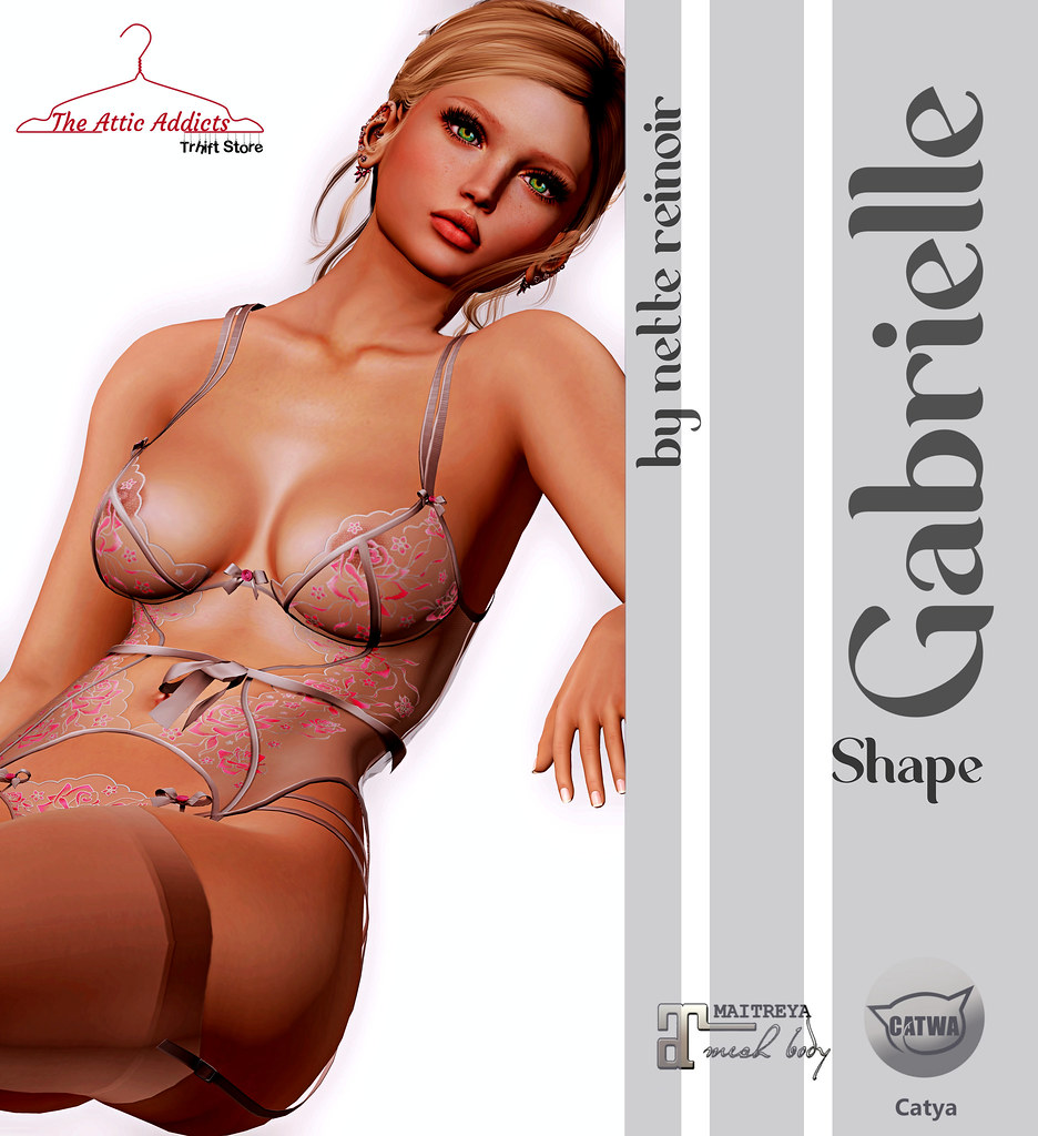 Gabrielle Shape *Free Offer – 24 H*
