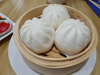 BBQ Buns at Yuan Yuan