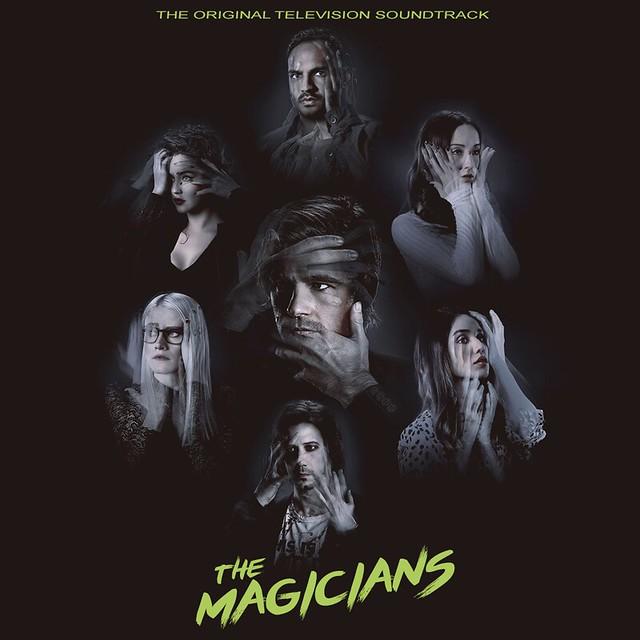 The Magicians Soundtrack cover
