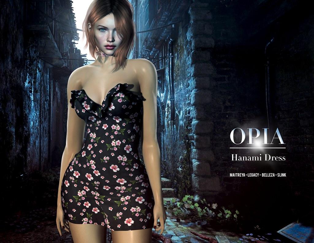 OPIA Hanami ♥