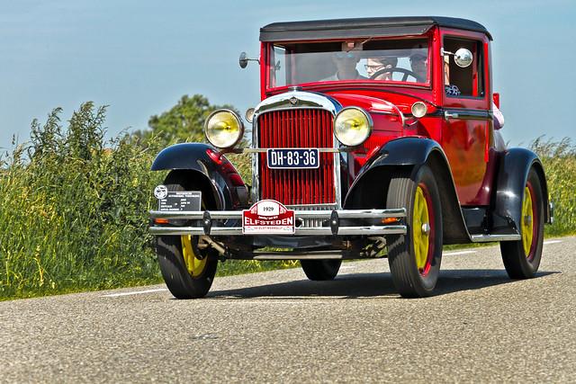 Essex Super Six Coupé 1929 (6293)