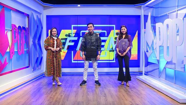 3 Host on set