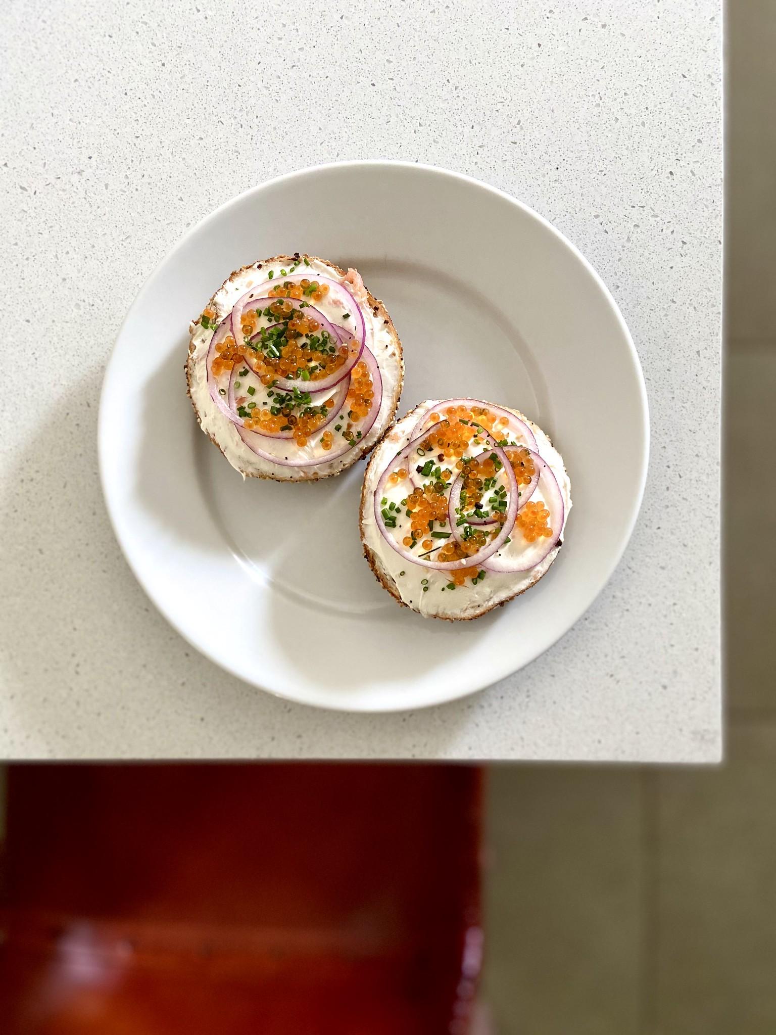 Midday Snack - El Bagel