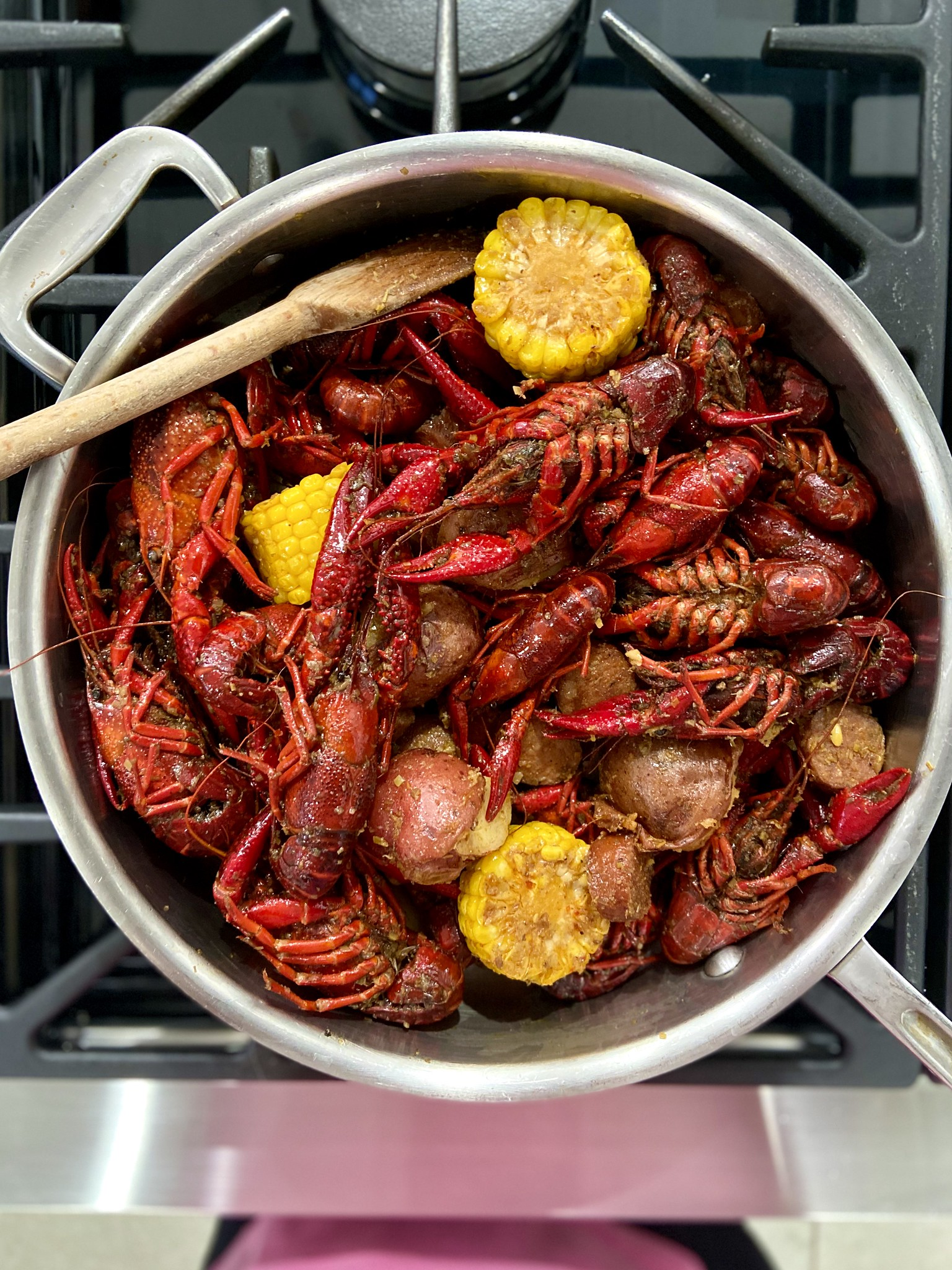Crawfish Boil - Phuc Yea