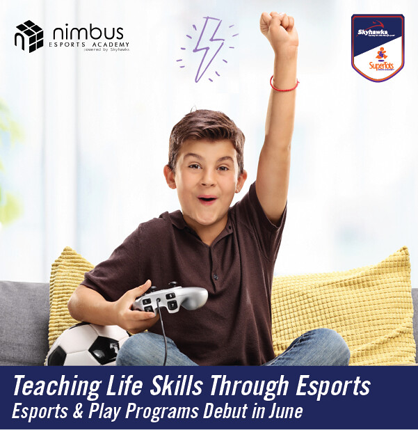 Skyhawks Esports & Play Programs Lauch June 2020