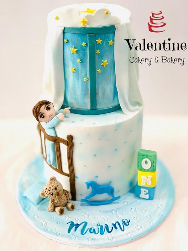 Cake by Valentine Cakery & Bakery