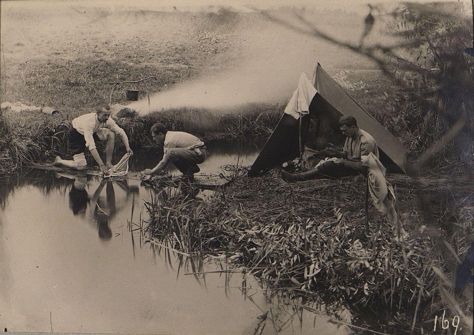 09. Бивуак. 1915