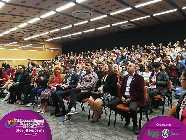 Femm en Conferencia Reg ILGALAC 2019