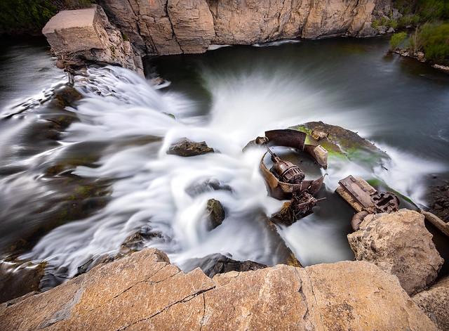 Carson River Dam