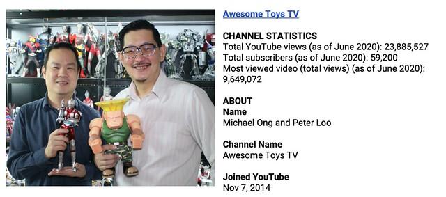YouTube Creators Show & Tell in Generasi YouTube's 'Toy Creators, Assemble!'
