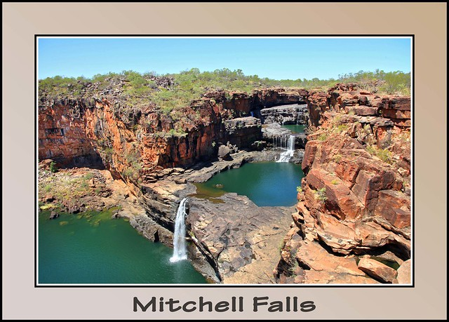 Day 79: Get away to Mitchell Falls