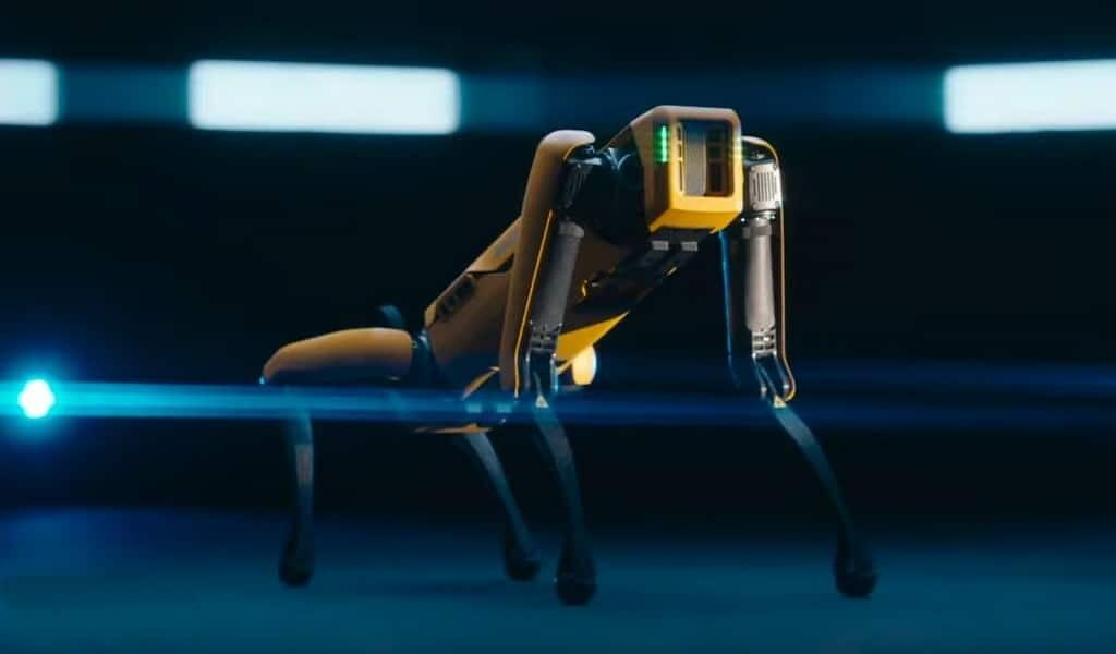 Boston Dynamics vend son robot Spot pour 75 000 dollars