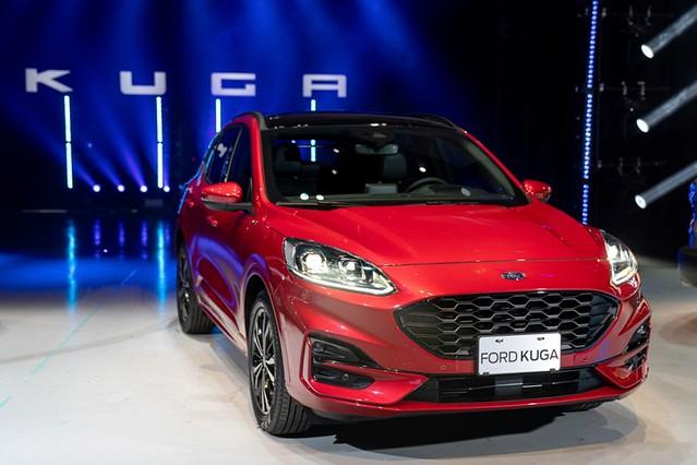 【圖五】The All-New Ford Kuga EcoBoost250 AWD ST-Line正式售價119.9萬,承襲源自性能基因血統,專為喜愛駕馭樂趣與追求性能跑格的車主而生