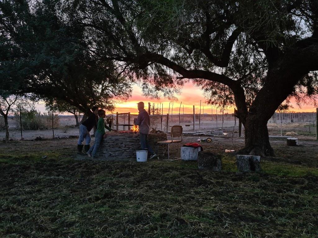Kuier op Plaatfontein