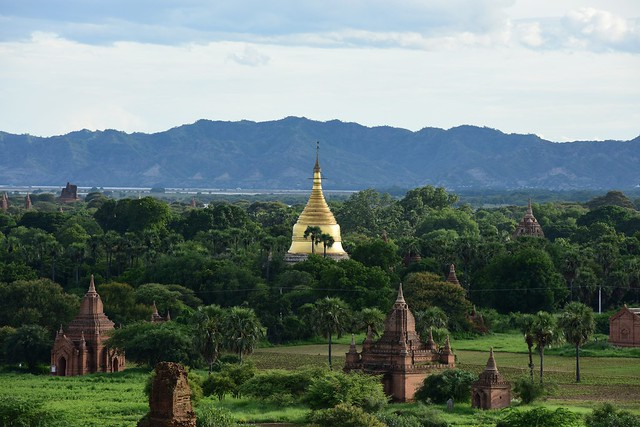 Bagan, Myanmar 2036