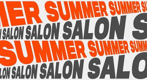Designer Lecture Series: Summer Salon